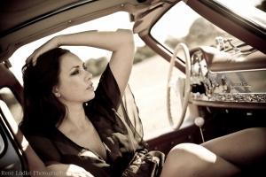 schöne Profilbilder im Auto