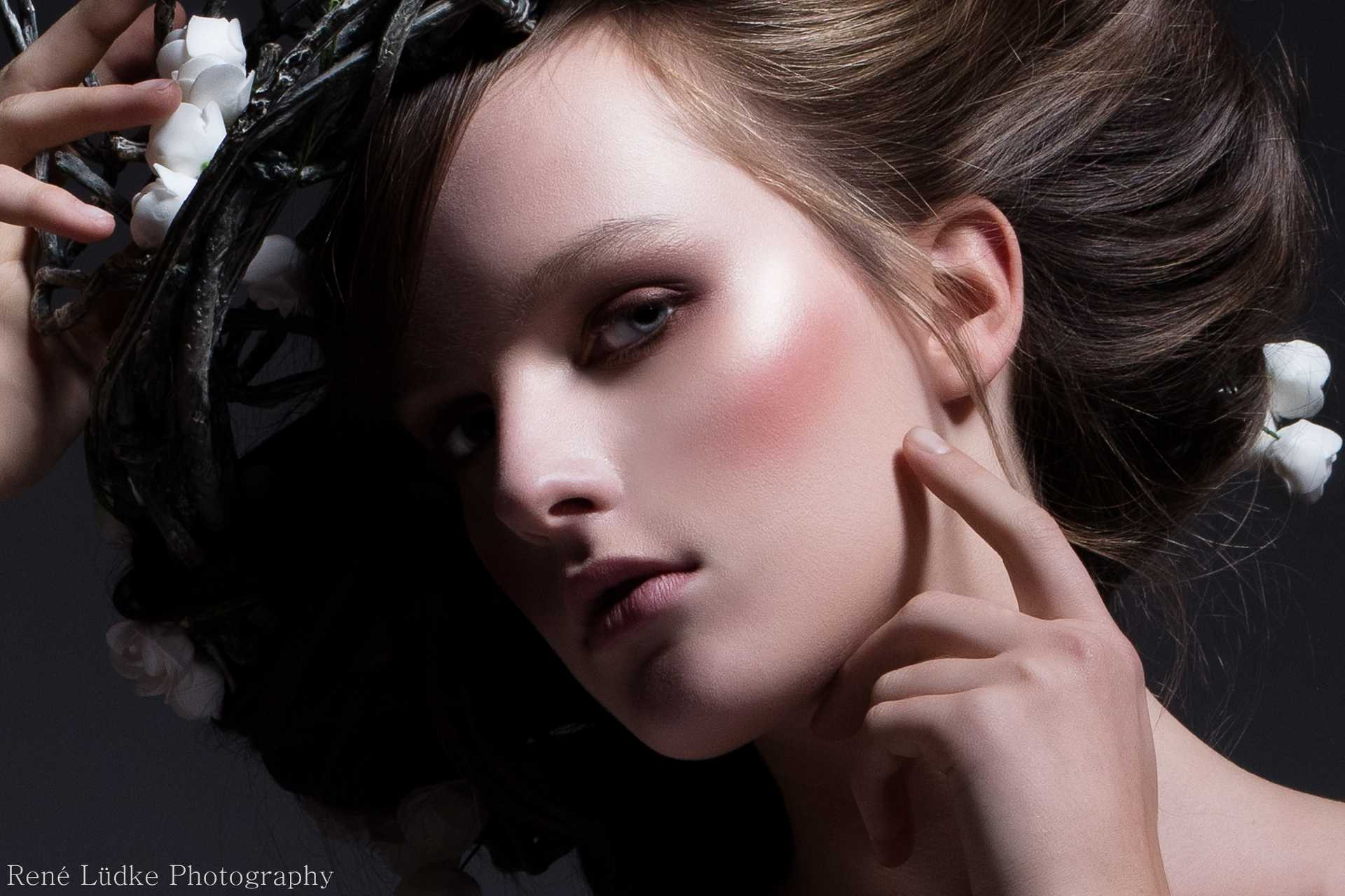 schöne Profilbilder mit unterschiedlichen Materialien umsetzen